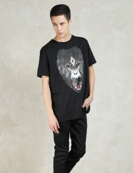 MARCELO BURLON Black San Martin T-Shirt Picture