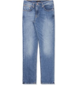 Nudie Jeans Tender Blues Thin Finn Jeans Picture