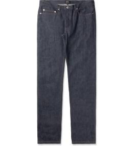 A.P.C. Indigo New Standard Jeans Picture