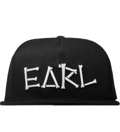Odd Future Black Earl Bones Cap Picture