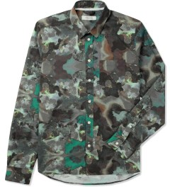 Uniforms for the Dedicated Dark Multicolored Paint Splash All-Over Print Nantes Classic Shirt Picutre