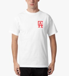 CLSC White CLA T-Shirt Model Picutre