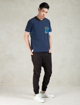 WHIZ Navy Shemagh T-Shirt Picture