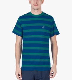 ONLY Evergreen Striped OK T-Shirt Model Picture