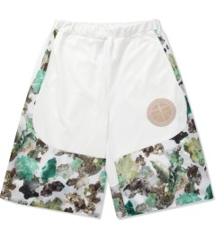 ASTRID ANDERSEN Multi Print Printed Shorts Picutre