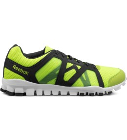 Reebok Yellow Realflex Train RS 2.0 Running Shoes Picture