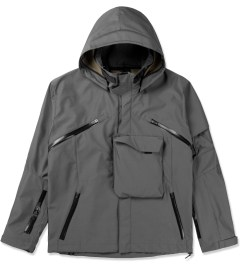 ACRONYM® Silver Melange J1A-LP Jacket Picutre