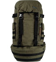 Undefeated Olive Raindrop Backpack Picutre