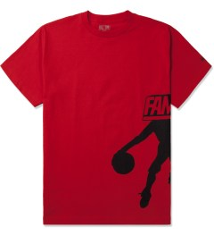 Hall of Fame Red Blockhead T-Shirt Picture