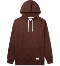 SATURDAYS Surf NYC Oxblood Red Ditch Pullover Hoodie Picutre