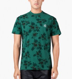 10.Deep Deep Teal New Standard T-Shirt Model Picutre