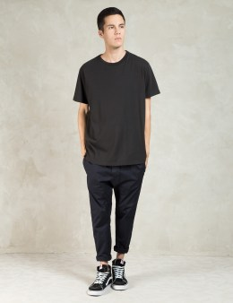 The Hillside Faded Black T-Shirt Picture