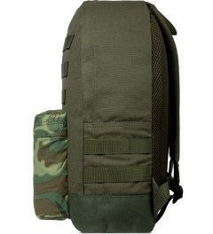FUCT SSDD Camo SSDD Camouflage Backpack Model Picture