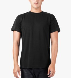 UNYFORME Black Wayne T-Shirt Model Picutre