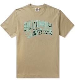 Billionaire Boys Club Cornstalk S/S Newsprint Logo T-Shirt Picture