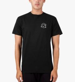 The Quiet Life Black Premium Concert T-Shirt Model Picutre
