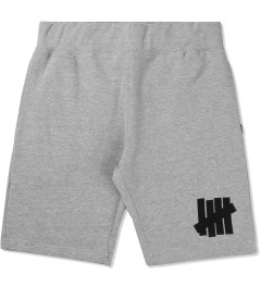 Undefeated Grey/Black 5 Strike Sweatshorts Picutre
