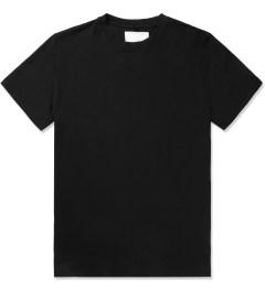 Matthew Miller Black Marshall Zip T-Shirt Picture