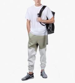 ASTRID ANDERSEN Mesh/Neoprene Polyester Pants Model Picture