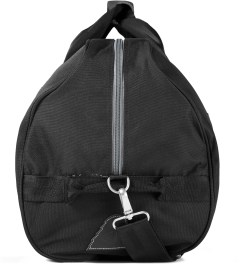 Poler Black Duffaluffagus Pack Duffle Bag Model Picture