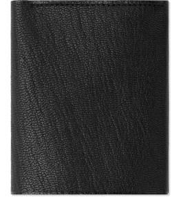 POSTALCO Black Tray Wallet Picture