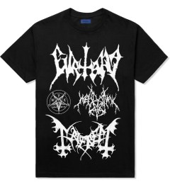 Études Studio Black True Real Metal Powder SL T-Shirt Picutre