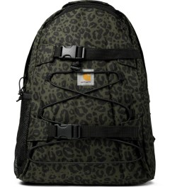 Carhartt WORK IN PROGRESS Cypress Panther Print Kickflip Backpack Picutre