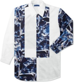 Études Studio White Ombre PW Marble Shirt Picutre