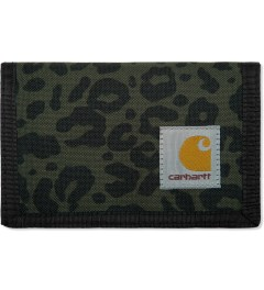 Carhartt WORK IN PROGRESS Cypress Panther Print Wallet Picutre