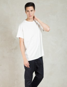 The Hillside Natural White T-Shirt Picture