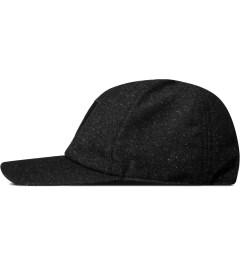 Études Studio Black Orage Strapback Cap Model Picutre