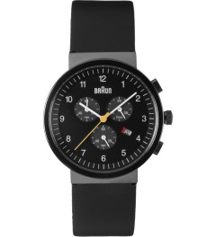 Braun Black BN0035BKGNBKG Watch Picture
