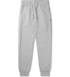 Primitive Grey Quilted Traveller Jogger Sweatpants Picutre
