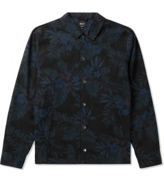 HUF Midnight Floral Coaches Jacket Picutre