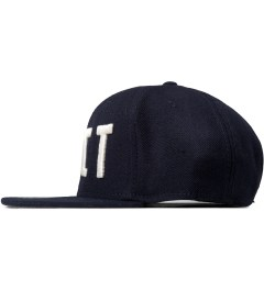 FUCT SSDD Navy FUCT Logo Cap Model Picture
