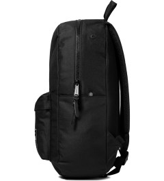 Stussy Black Stussy x Herschel Supply Co. Cities Backpack Model Picutre