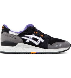 ASICS Black/White Asics Gel Lyte III Sneakers Picture