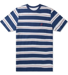 ONLY Navy Striped OK T-Shirt Picture