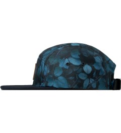 Carhartt WORK IN PROGRESS Monsoon Night Print Night Starter Cap Model Picture