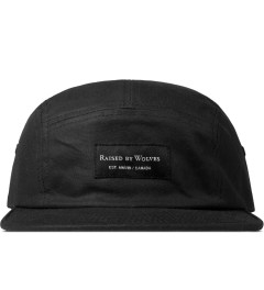 Raised by Wolves Black Millerain Algonquin 5-panel Cap Picture