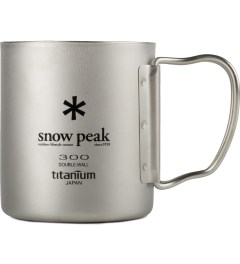snow peak Titanium 300ml Double Wall Cup Picture
