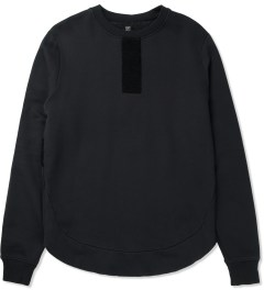 SILENT Damir Doma Black Sylar Crewneck Sweater Picture