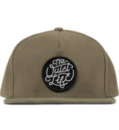 The Quiet Life Tan Day Logo Snapback Cap Picutre