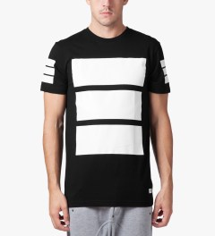 Stampd Black Box T-Shirt Model Picutre
