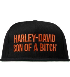 FUCT Harley David Son Snapback Cap Picture