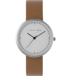 i love ugly. Chestnut Classic Watch Picutre