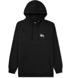 Stussy Black Basic Logo Hoodie Picture