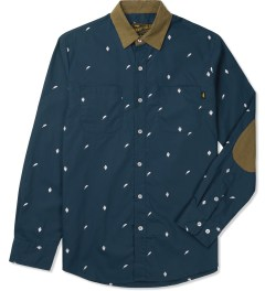 Benny Gold Marine Blue Scholar L/S Shirt Picture