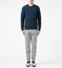 Reigning Champ Heather Grey RC-5037-1 Heavyweight Terry Pull On Sweatpants Model Picture
