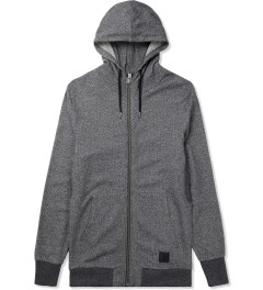 SILENT Damir Doma Grey Tanemi Hoodie Picture